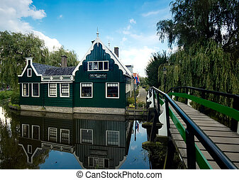 maison, hollandais
