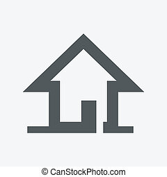 maison, icône
