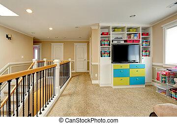 int rieur maison am ricain escalier floor am ricain int rieur home premier. Black Bedroom Furniture Sets. Home Design Ideas