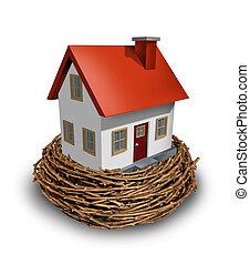 maison, investissement