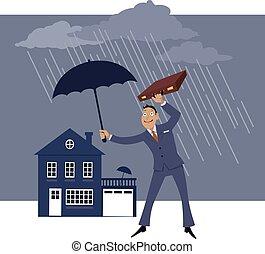maison, owner's, assurance