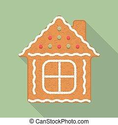 maison pain épice