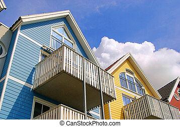maisons, greifswald, port, 03