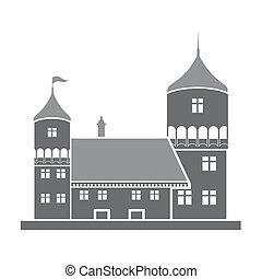maisons, historique