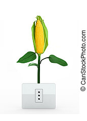 maize over energy plug