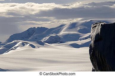 majestatyczny, antarctica