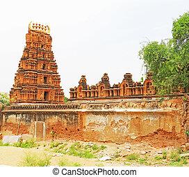 majestic ancient palace