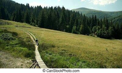 Majestic mountains. Amazing picture Ukraine Mountains