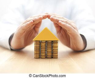 majetek, pojištění, pojem