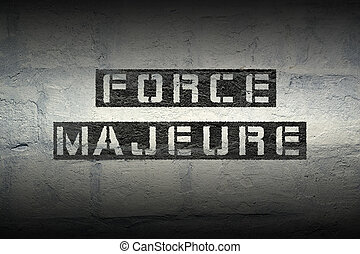 majeure, gr, 力