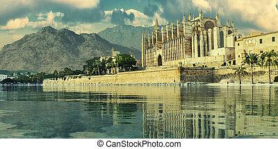 Majorca cathedral