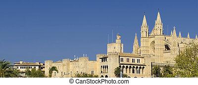 majorca, katedrála