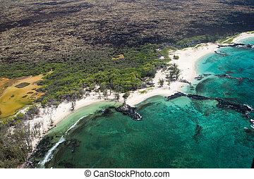 Makalawena Beach, Big Island, Hawaii