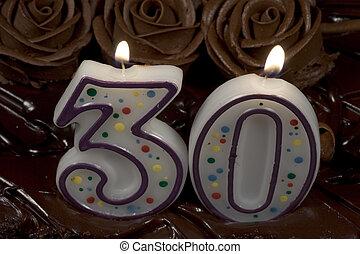 Make a birthday wish!