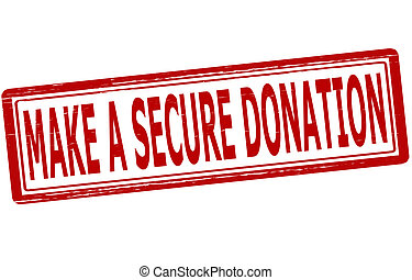 Make a secure donation