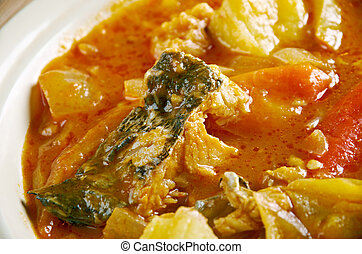 make conch soup -- Jamaican Style chowder in Florida