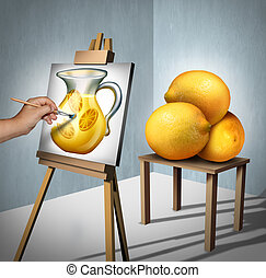 Make Lemonade Out Of Lemons - Make lemonade out of lemons...