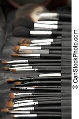 Make-up brush kit