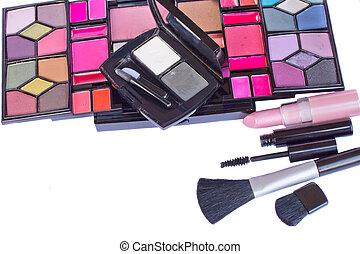 Make up cosmetics set