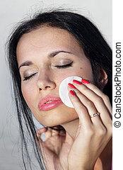 Make up for face