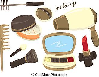 make up kit icon