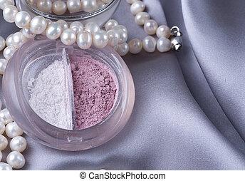 Make-up. Makeup Accessories