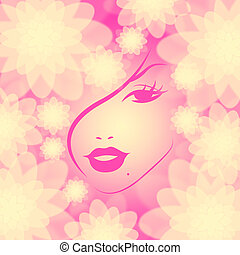 Make Up Represents Facial Care And Attractiveness - Make Up ...