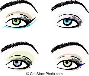 Make up scheme