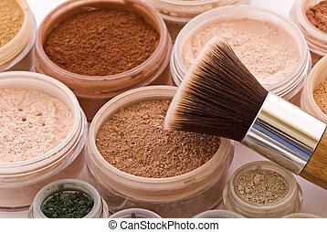 Make up - mineral make up