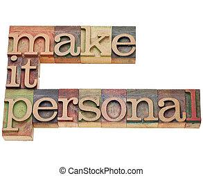 maken, informatietechnologie, motivatie, persoonlijk