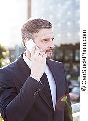 makende oproep, telefoon