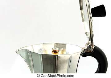 maker, koffie, italiaanse