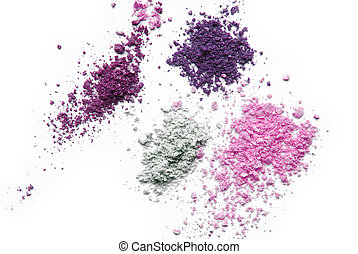 makeup eye shadow powder