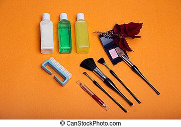 makeup flatley
