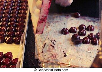 Making Chocolate