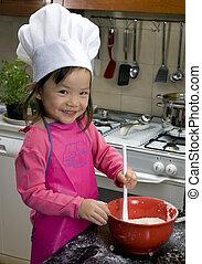 Making Cookies 004