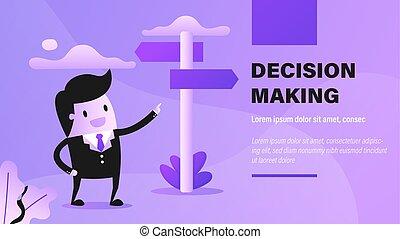 making., decyzja