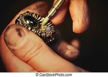 making., jewelery, mestiere