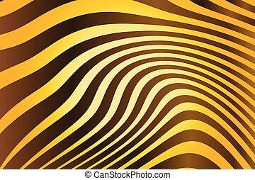 Making Real Zebra Pattern