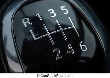 makro, spak, transmission, gearbox, drev, svart, bil, handbok, skift