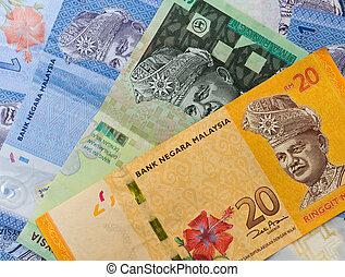 malásia, motas de banco