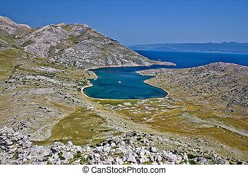 """""""Mala Luka"""", Island of Krk"""