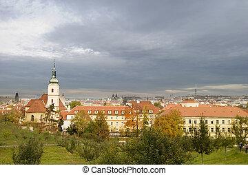 Mala Strana City View