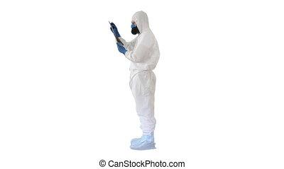 malade, examiner, pneumonia, covid-19, epidemiologist, ...