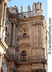 Malaga Cathedral 2