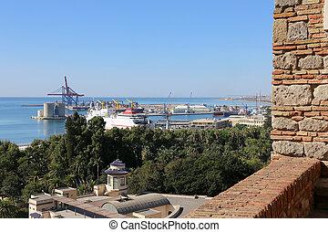 Malaga in Andalusia