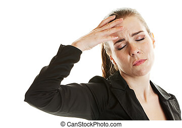 malato, mal di testa