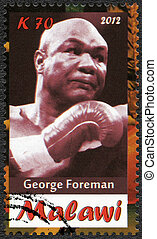 Malawi - 2012: shows George Foreman