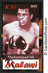 Malawi - 2012: shows Muhammad Ali