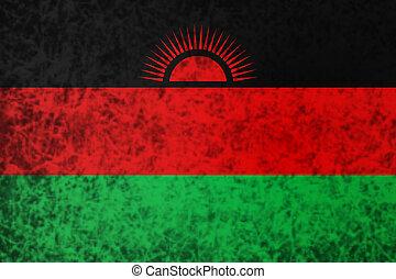 malawi., vlag